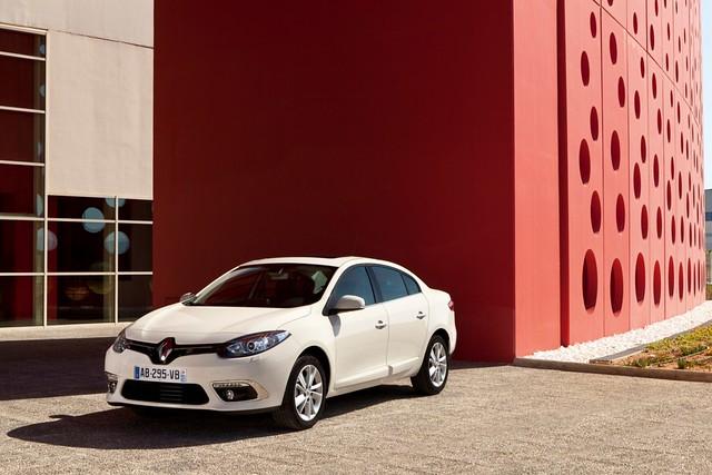Renault Fluence FL 2012