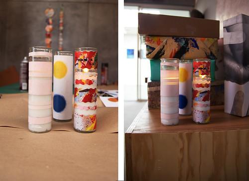 Candle finished