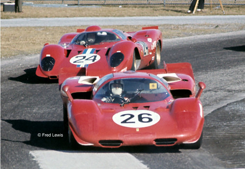 Ferrari at Daytona 1970