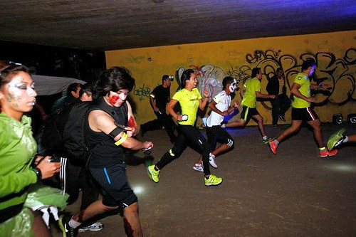 En el Bosque de Chapultepec se llevó a cabo la Training Mission #3 de We Run México