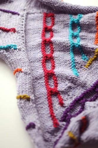 leethal's mystery shawl