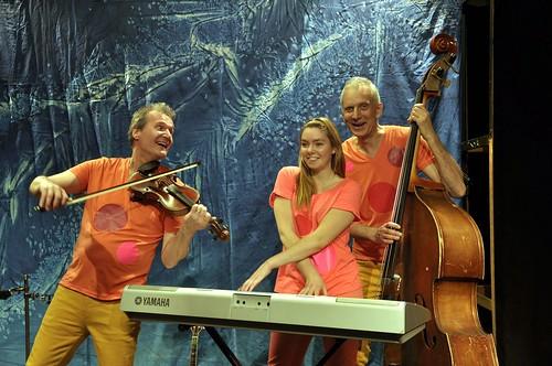 Musikteater Gulasch är bra på mycket!