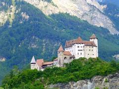 Burg Gutenberg (Gutenberg castle), Balzers, Liechtenstein