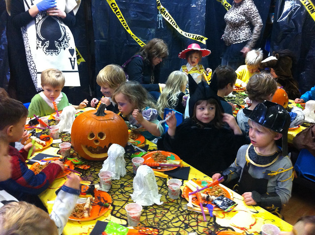 A Halloween Feast
