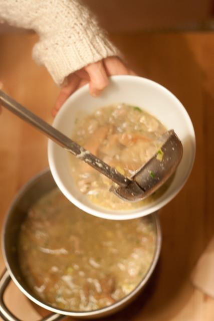 Sopa de Reis de la Lola