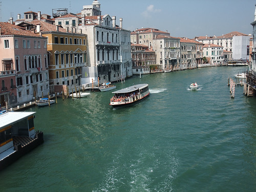 View from the Accademia