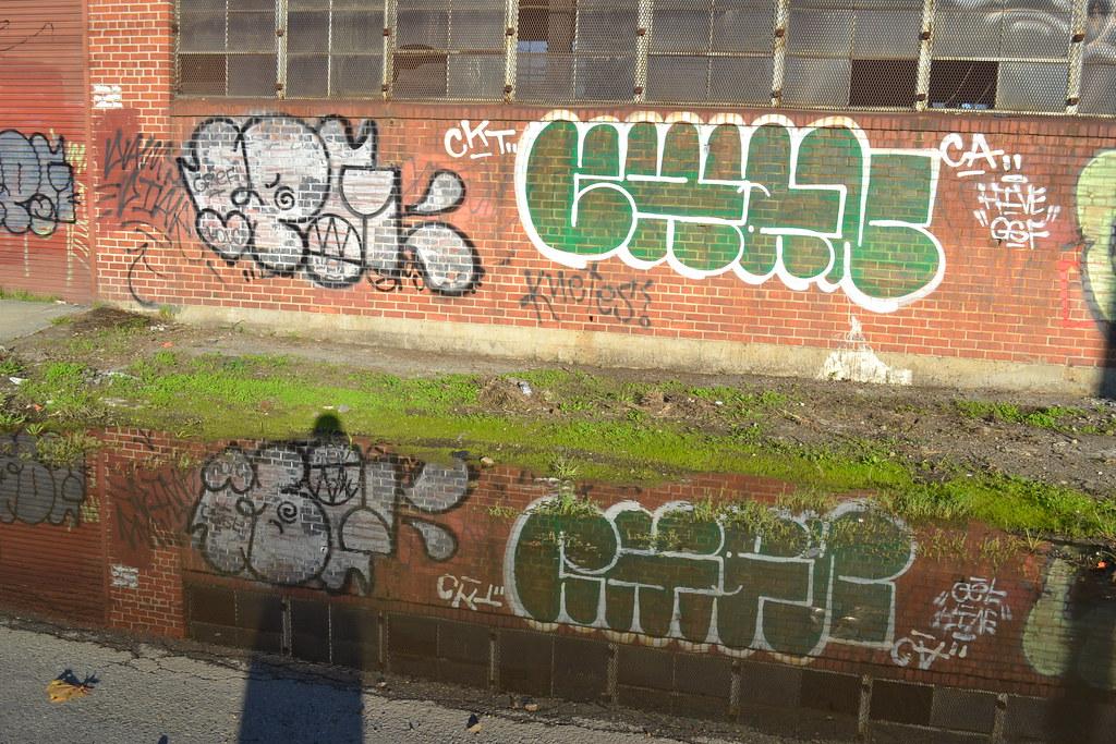 PEMEX, CHAN, Oakland, Graffiti, Street Art, LOL, LOLC,