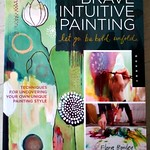 Brave Intuitive Painting by Flora Bowley