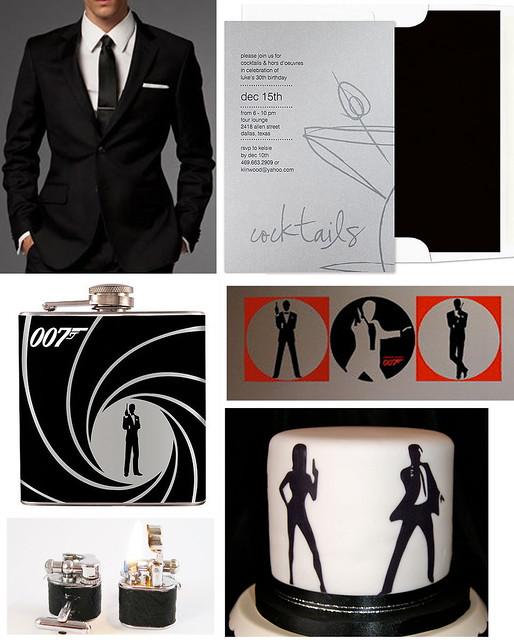 FineStationery.com: A Bond, James Bond, Birthday