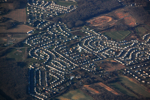 sprawl in New Jersey (by: Rebecca Wilson, creative commons)