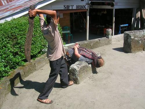 Headhunters Pulau Samosir