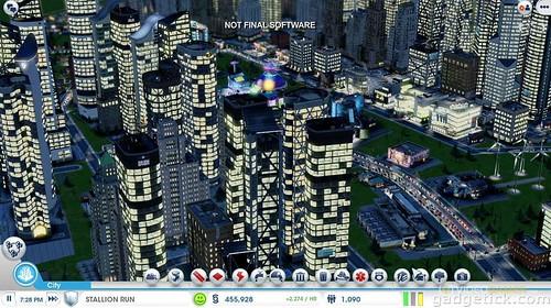 трейлер SimCity 2013