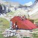 Rifugio, olio tela, 140x180 cm, 2012