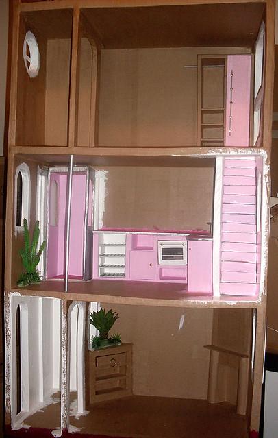 BarbieCardboardDollhouse073