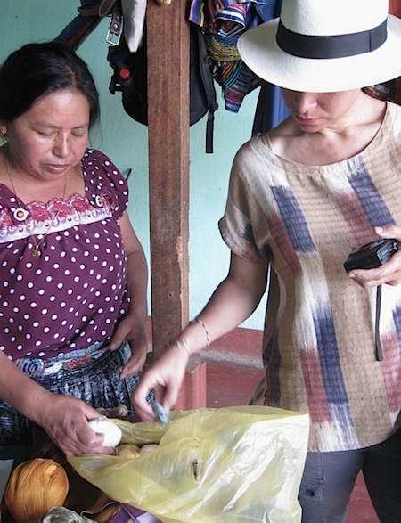 D. Bryant Archie_working with dona paolina_guatemala
