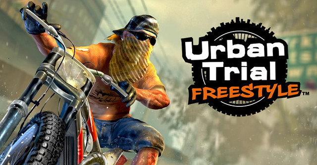 Urban Trial Freestyle on PSN and PS Vita