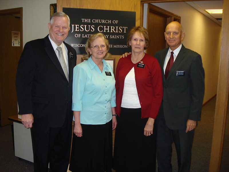 Pres. Timothy & Sis. Judy Jones with us at M.O.