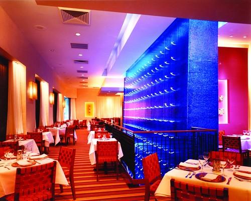Interiorismo en restaurantes arquitectura del espacio for Interiorismo restaurantes