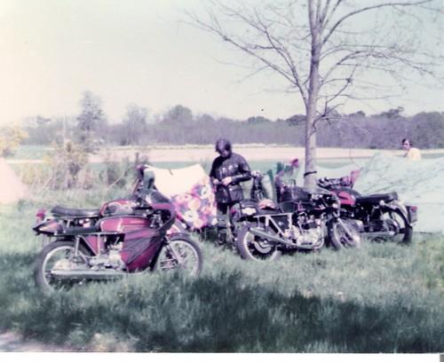 British motorbikes by motosanglaises