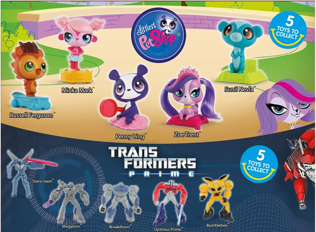 Mcdonald S Happy Meal Toys 2013 : Mcdonald s happy meal toys feb flickr photo sharing