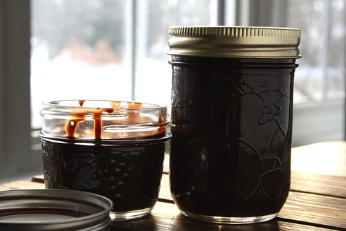Homemade Low Fat Chocolate Sauce