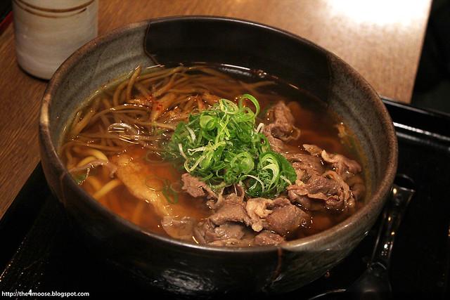 本家 第一旭 たかばし本店 - Beef Noodles