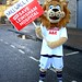 Millwall FC says: Save Lewisham Hospital