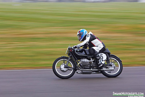 1954 BSA Gold Star by autoidiodyssey