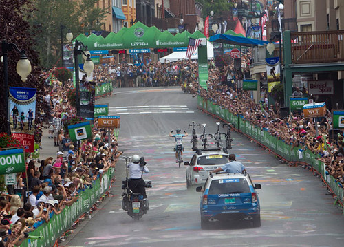 Stage 6 Tour of Utah 2012