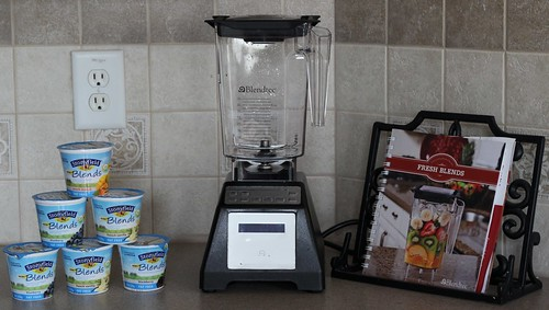 Stonyfield Farms Blends Yogurt   Blendtec Giveaway