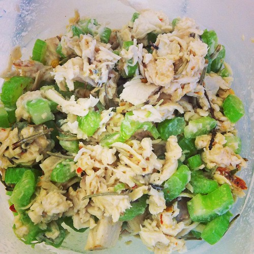 Greek Turkey Salad