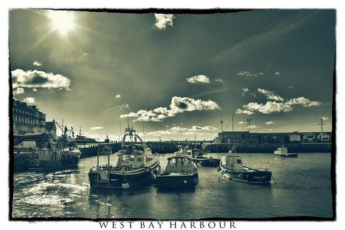 west photoshop canon bay boat photograph dorset cyanotype harnour rebl t2i