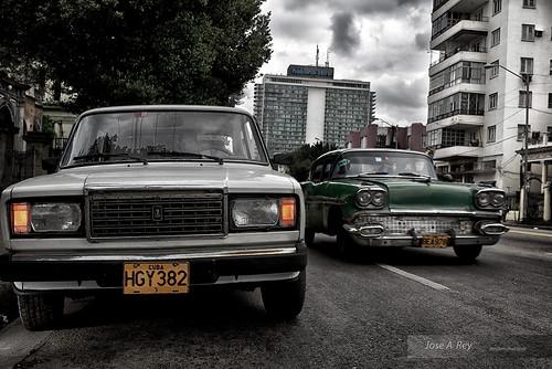 Generations... Habana, Cuba by Rey Cuba