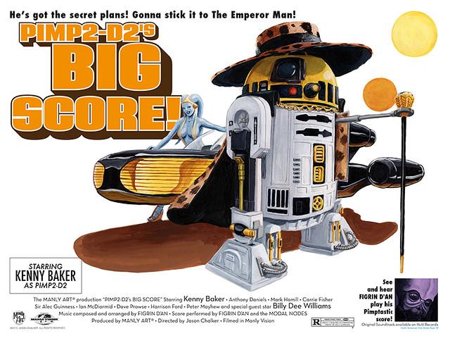 Pimp2-D2's Big Score V2