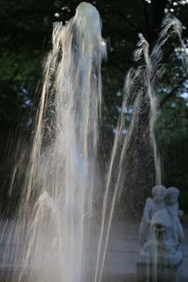 Image of Märchenbrunnen. berlin friedrichshain volksparkfriedrichshain fhain urbanpark brunnen fountain naherholungsgebiet canoneos6d sigma105mmf28exdgoshsmmacro 105mm