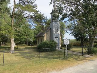 20150816 41 World's Smallest Church, Festina, Iowa