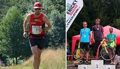 Zemaník vítězí potřetí na Slezském maratonu. Na Jesenickém v rekordu Pelíšek