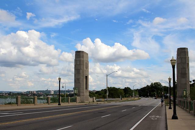 Waterfronttrail Hamilton Bridge