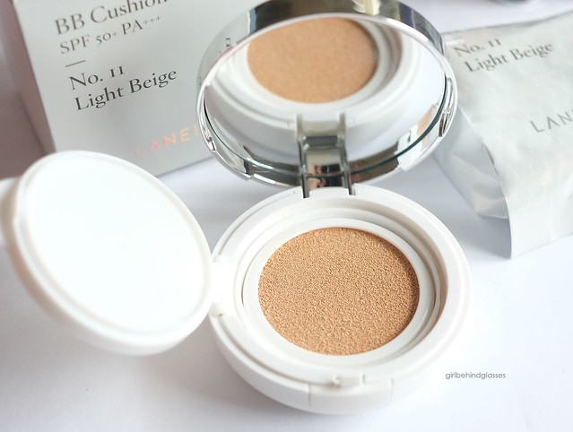 Laneige BB Cushion SPF50+ PA+++2