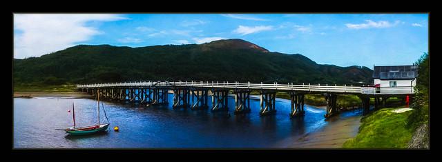 River Mawddach Toll Bridge
