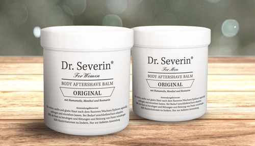 Professional At-Home Aftershave For Women With Dr. Severin