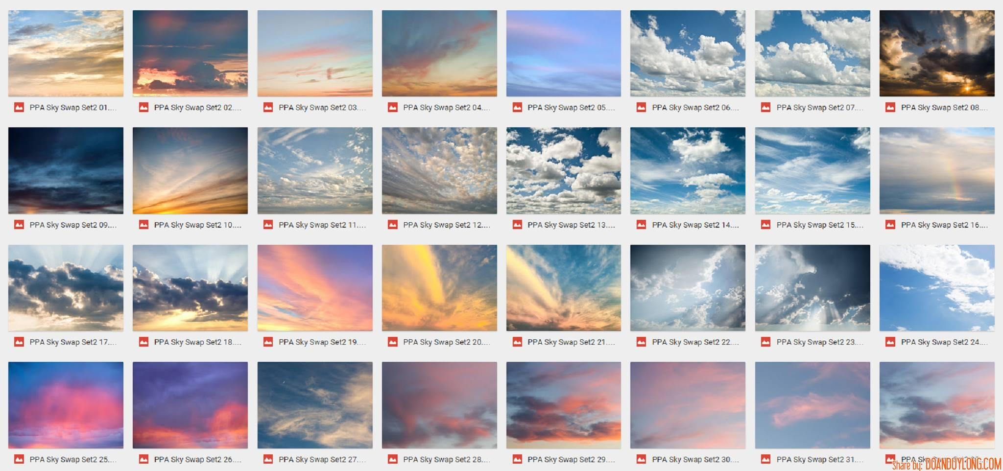 Chia sẻ 6 GB Background Mây Trời