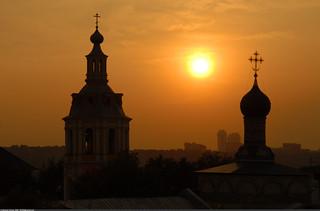 Андреевский монастырь (St. Andrew's monastery)