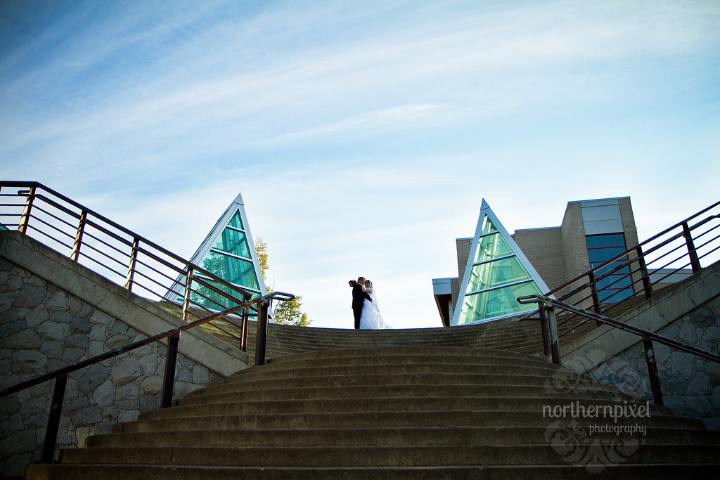 UNBC Wedding Photos