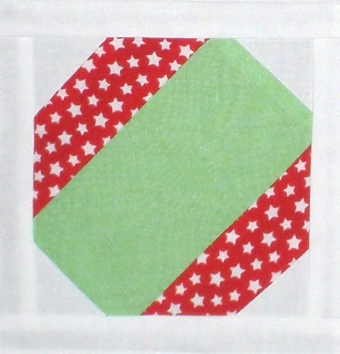 BLOCK - Ornament #7 from Ornamental by Blossom Heart Quilts