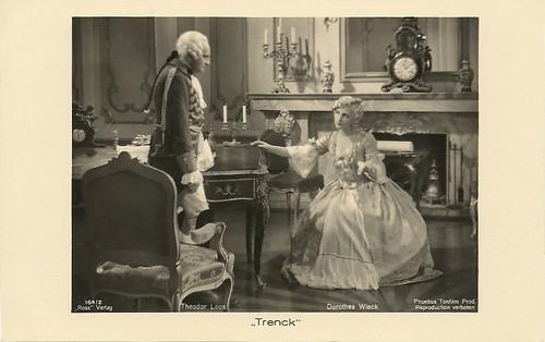 Theodoor Loos, Dorothea Wieck