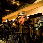 WFUV at Del Posto: Rita Houston's Intro