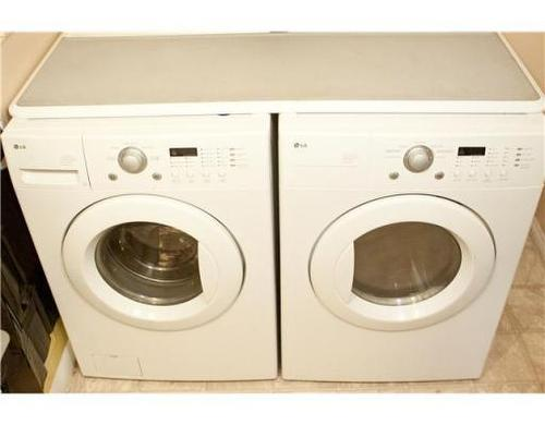 new washer and dryer!