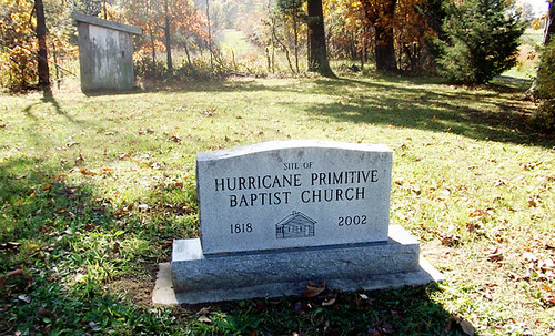 site of hurricane primative baptist church 053