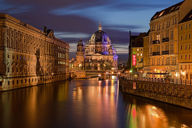 Tim A. Bruening - Berlin Cathedral